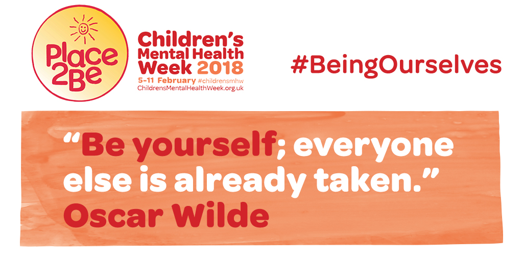 Childrens Mental Health Week Banner