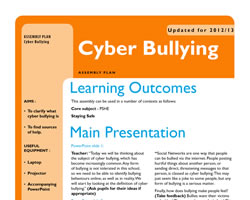 Cyber bullying preview small