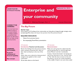 Enterprise community l3 small