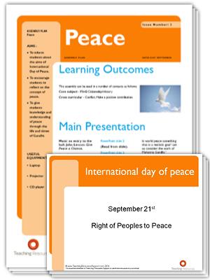 Trs peace thumb