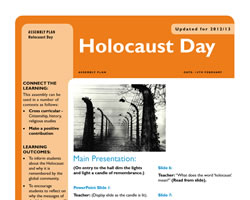 Tru assembly holocaust day small