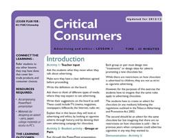 Tru citks3 critical consumers l3 small