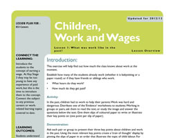 Tru careers children work and wages ls 1 small