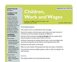 Tru careers children work and wages ls 2 small