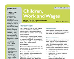 Tru careers children work and wages ls 3 small