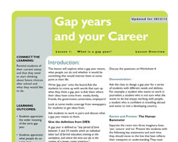 Tru careers gap years and your career l1 small
