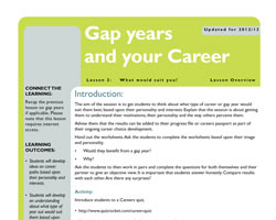 Tru careers gap years and your career l2 small