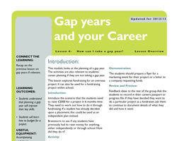 Tru careers gap years and your career l4 small