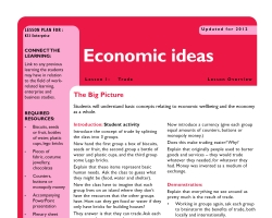 Tru ks3 enterprise economic ideas l1sm