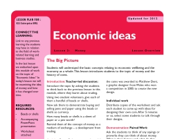Tru ks3 enterprise economic ideas l2sm