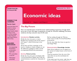 Tru ks3 enterprise economic ideas l3sm