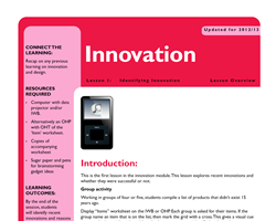 Tru ks3 enterprise innovation l1 small