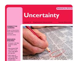 Tru ks3 enterprise uncertainty l2 2013 small