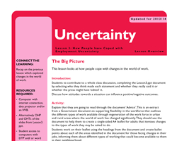 Tru ks3 enterprise uncertainty l3 2013 small