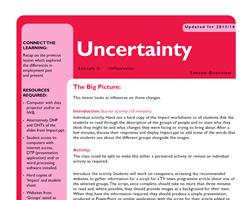Tru ks3 enterprise uncertainty l5 2013 small