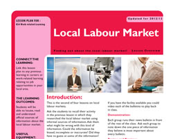 Tru ks3 wrl local labour market l2 small