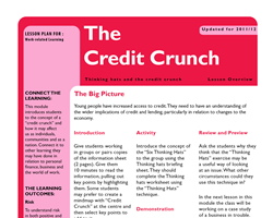 Tru ks3 wrl the credit crunch l2 small