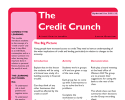 Tru ks3 wrl the credit crunch l3 small