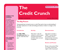 Tru ks3 wrl the credit crunch l6 small