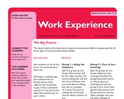 Tru ks4 wrl work experience l1 small